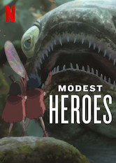Modest Heroes: Ponoc Short Films Theatre
